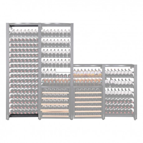 Modulosteel - Pack of 3 Crossing Bar L60