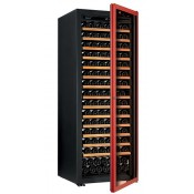 EuroCave Premiere - Red Glass Door (11 Shelves)