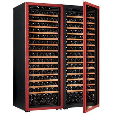EuroCave Premiere L PV-2 Red (22 shelves)