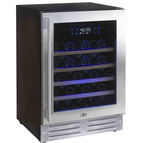 Cellier Wine Cell'R 54 bouteilles, 1 zone, WC-54 SST2