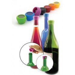 Silicone Wine Stoppers (2)