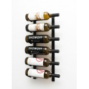 6 Bottles Wall Mounted Rack