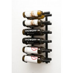 12 Bottles Wall Mounted Rack