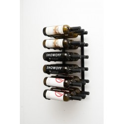 18 Bottles Wall Mounted Rack