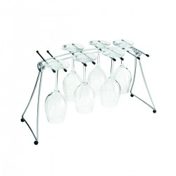 8 Glasses Drying Rack