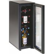 Wine Serving Cabinet - 12 Bottles