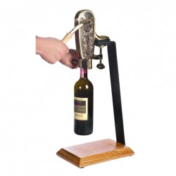 Uncorking Machine & Table Stand
