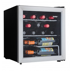 Countertop Wine Cooler 17 bottles - Danby DWC172 BLPD