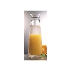 Beverages Stay Cold Acrylic Iced Carafe