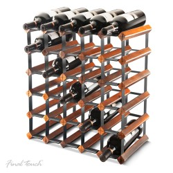 30 Bottles Wine Rack