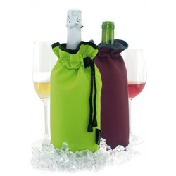 Set of 2 Coolers Pad for Wine & Champagne