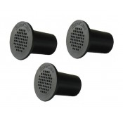 Pack of 3 Charcoal Filters EuroCave