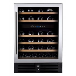 "46 Bottles Wine Cabinet - Dual Zone ""Wine Cell'R"""