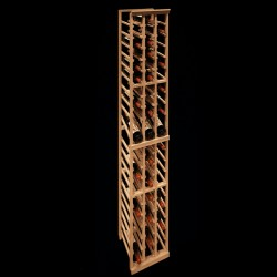 60 Bottles 3 Column Kit Rack - Grand Cru