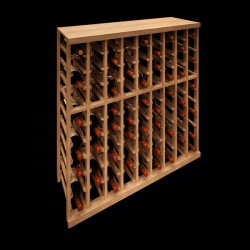 90 Bottles Half-Height Kit Rack - Grand Cru