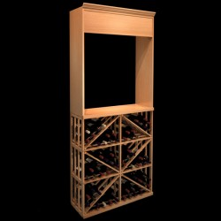 Tasting Display Kit Rack (Slat Bin Rack) - Grand Cru