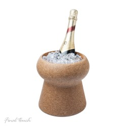 Champagne & Wine Cork Ice Bucket