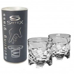 Set of 2 Shot Glass Shtox