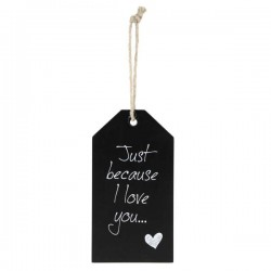 Wine Tag - Just Because....