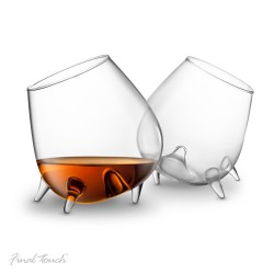 Set of 2 Cognac Glasses