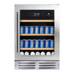 Wine Cell'R Beverage Center- 54 bottles, WC-54 SSBC