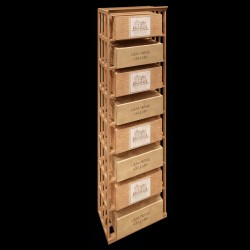 96 Bottles Kit Rack Diamond - Grand Cru