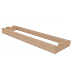 "Base Casier 8 Colonnes 32"" Kit Rack"