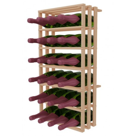 "Champagne 32"" Kit Rack"