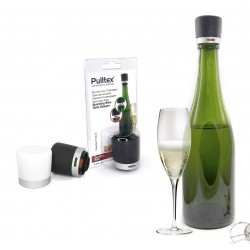 "Stopper for Sparkling Wine ""Black"""
