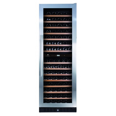 Cellier Wine Cell'R 166 bouteilles, 2 zones, WC-166 SSDZ2