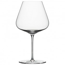 Crystal Burgundy Zalto Glass