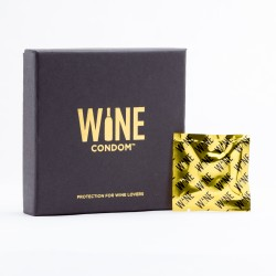 Wine Condoms (Bottle stopper) - Box of 6 units