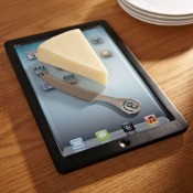 Planche fromage look IPAD