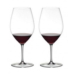 Set of 2 Riedel Ouverture Double Magnum Glass