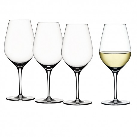 "White Wine Glass ""Authentis"""