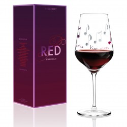 Red Wine Glass Red Ritzenhoff 3000024