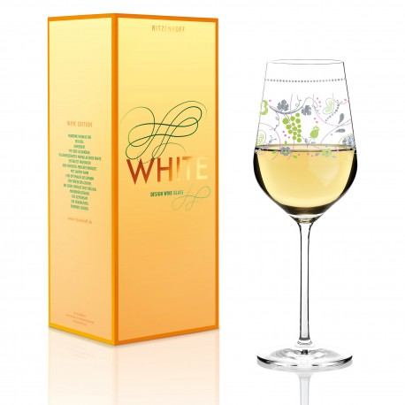 White Wine Glass White Ritzenhoff 3010017