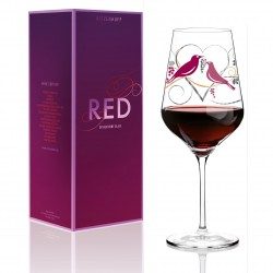 Red Wine Glass Red Ritzenhoff 3000013