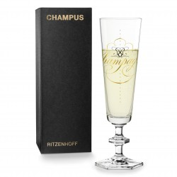 Champagne glass Champus Ritzenhoff 3520003 Peter Horridge 2017