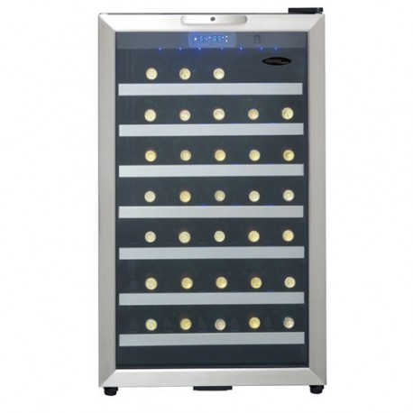 Cellier Wine Cell'R 54 bouteilles, 1 zone, WC-54 SSTS