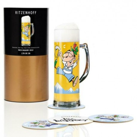 Beer Glass Seidel Ritzenhoff 1780039 Nick Diggory 2012