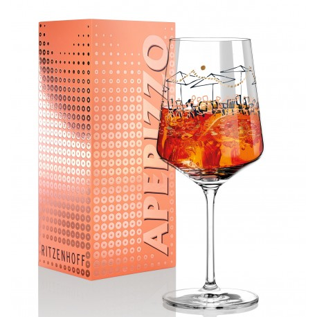 Aperitif glass Aperizzo Ritzenhoff 2840023 Virginia Romo 2019
