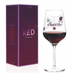 Red Wine Glass Red Ritzenhoff 3000029
