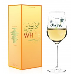 White Wine Glass White Ritzenhoff 3010029