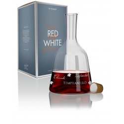 Wine decanter Red & White Ritzenhoff 3280004