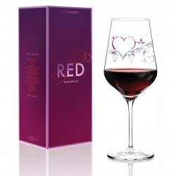 Red Wine Glass Red Ritzenhoff 3000008