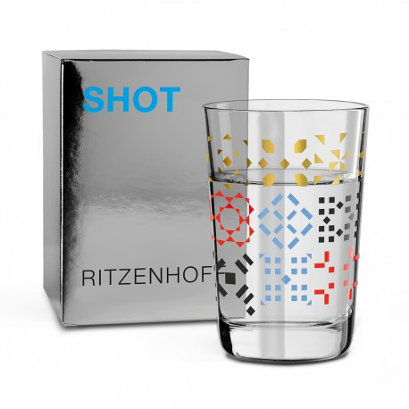 Shot glass Ritzenhoff 3560011 Nuno Ladeiro 2018