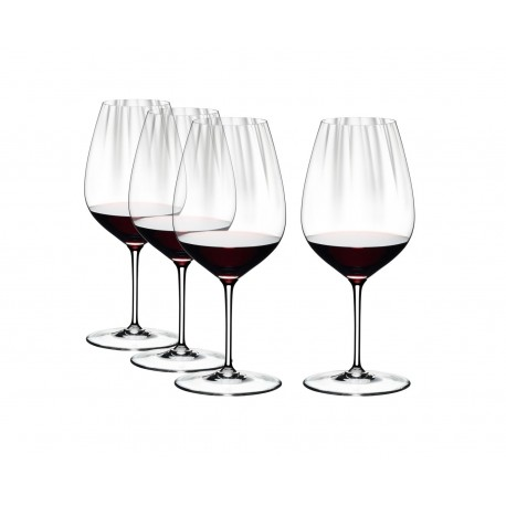Set of 4 Cabernet Performance Glasses