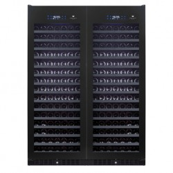 Wine Cell'R Black Pearl Wine Cellar 388 Bottles 1 zone WC194FGB5-2 Wine & Passion