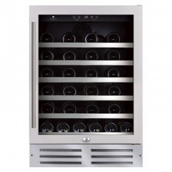 Wine Cell'R Wine Cell'R Diamond 46 Bottles 1 zone WC46SSTSZ5 Wine & Passion
